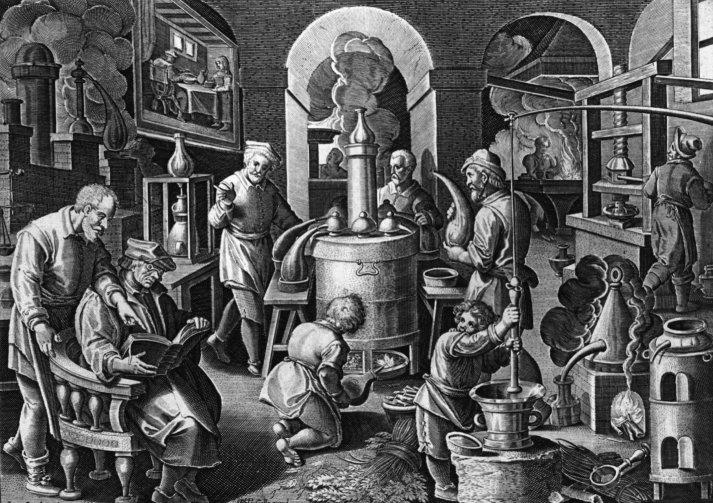 Métodos de produção de perfumes - Destilação a Vapor (1/2)