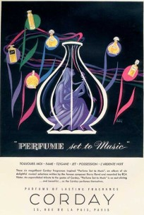 Corday Perfume Set To Music-thumb