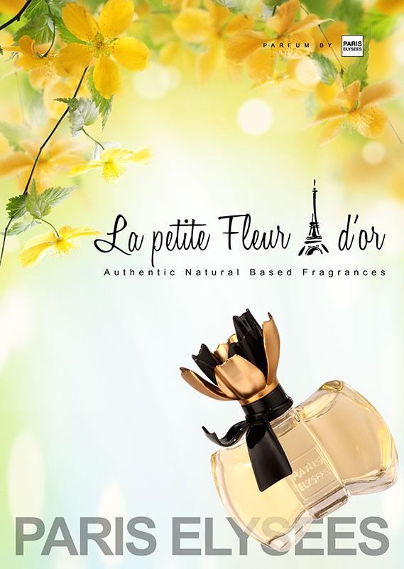 La Petite Fleur d'or, Paris Elysees (2/2)